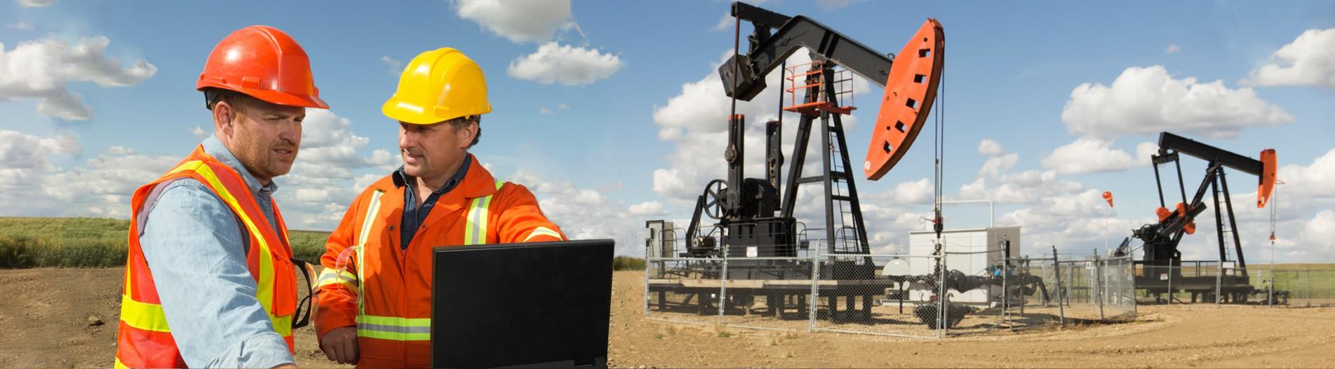 Автоматизация в нефтяной и газовой промышленности