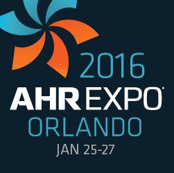 2016 AHR Expo